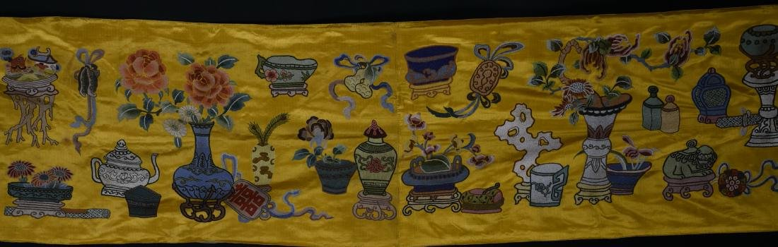 An Embroidery of Treasures