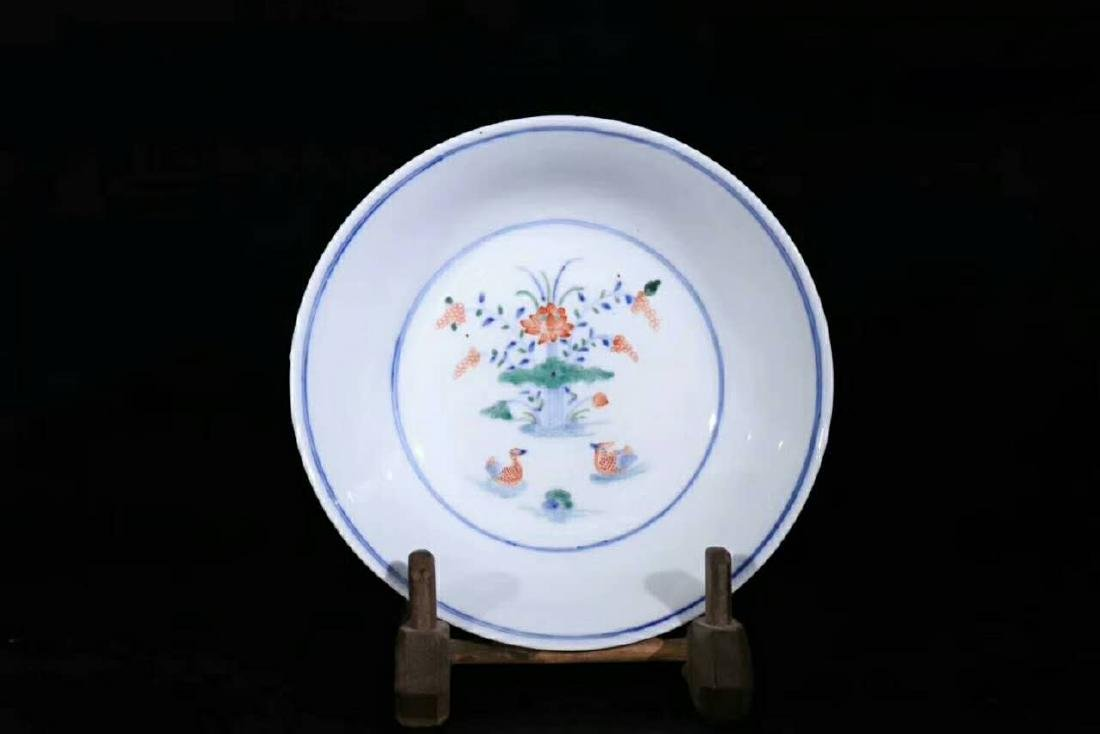 Kangxi Mark, A Doucai Bowl