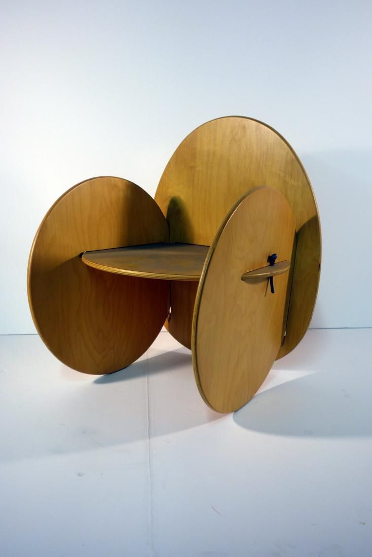 Ivo Bufalini, Child's Chair