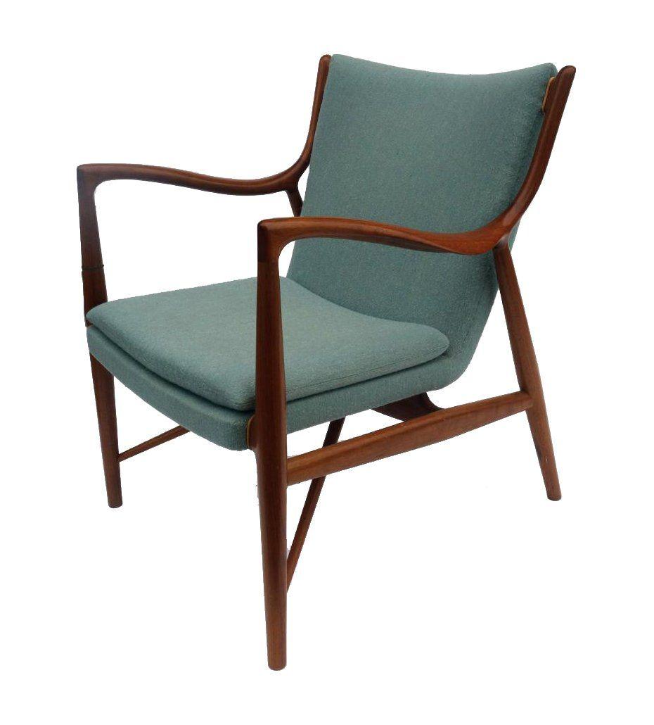 Finn Juhl, FJ45 Chair