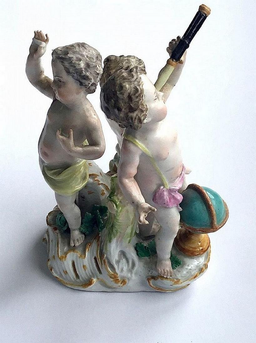 Meissen figure group - 5