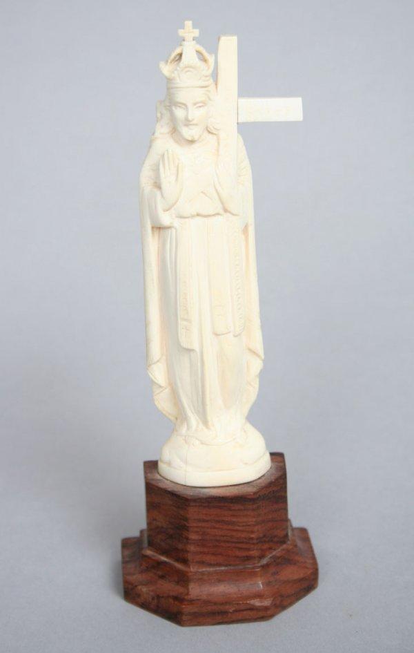10A: Ivory Devotional Figure