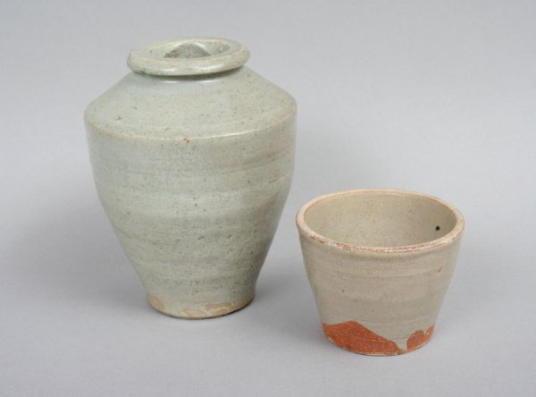 6: Two Chinese Vessels, early Ming