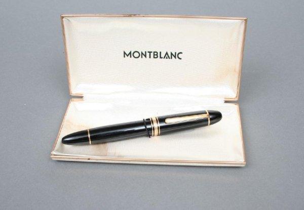 3: Vintage Mont Blanc Fountain Pen