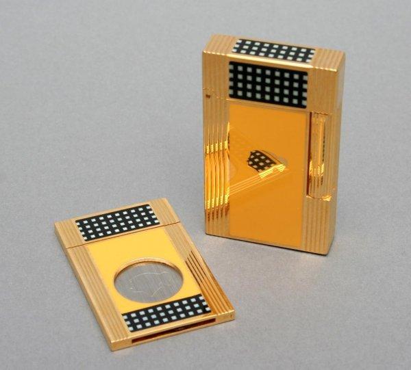 9: DuPont Cohiba Cigar Cutter & Lighter