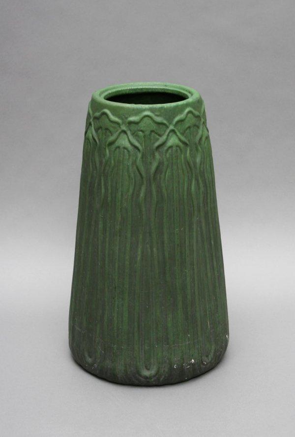 22: Weller Art Pottery Umbrella Stand