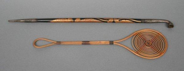 46: Japanese Opium Pipe