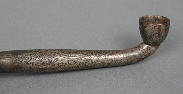 46: Japanese Opium Pipe - 4