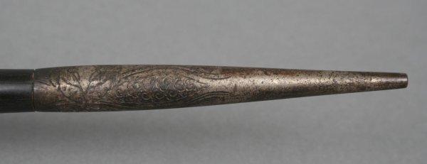 46: Japanese Opium Pipe - 7