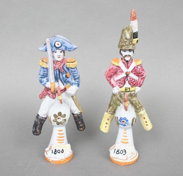 10: Scuro Nove Napoleonic Motif Whistles