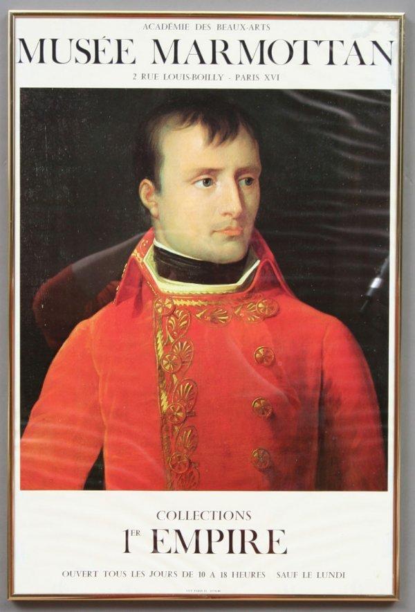 16: Musee Marmottan Napoleon Poster