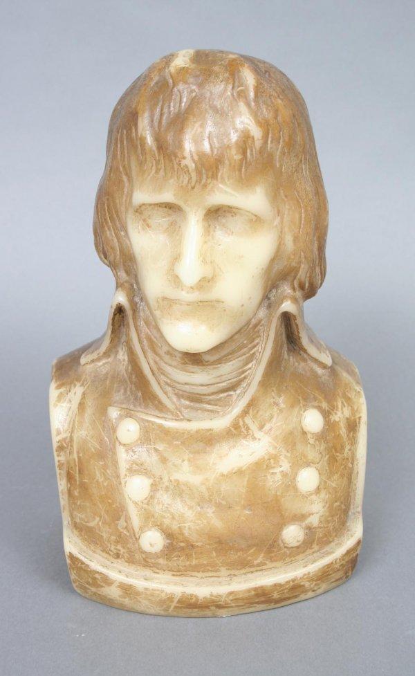 19: Wax Bust of Napoleon
