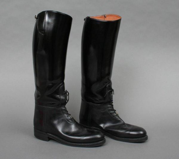 29: Pair Dehner's Mens Riding Boots 8 1/2