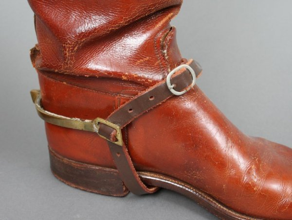 30: Pair James Moore Inc. Mens Riding Boots - 3