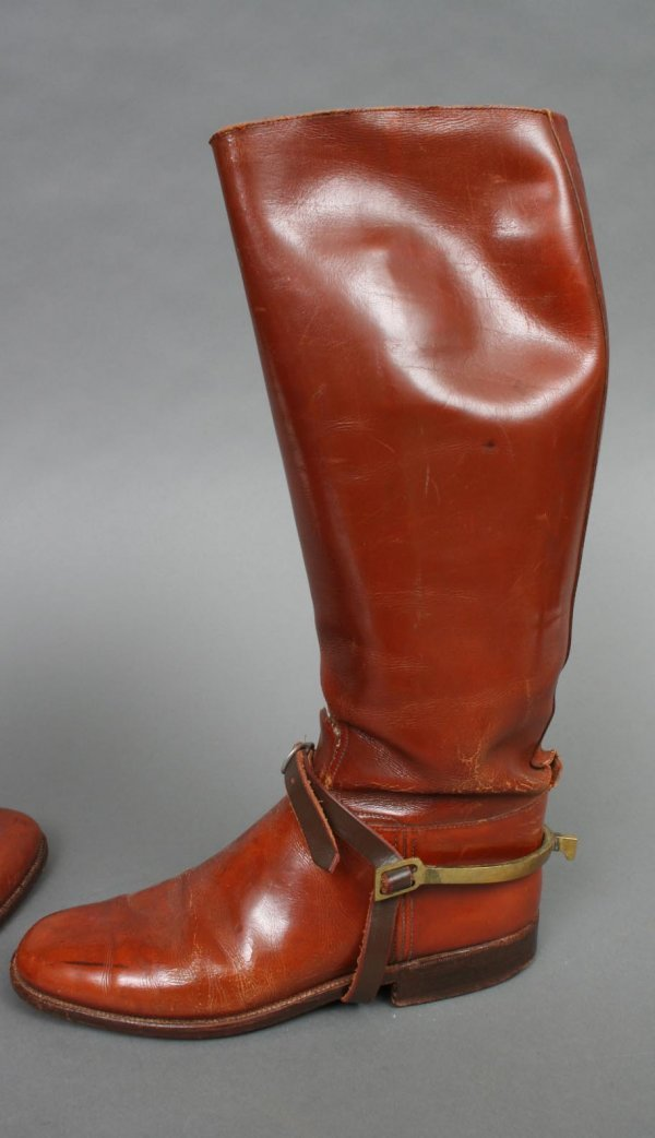 30: Pair James Moore Inc. Mens Riding Boots - 4