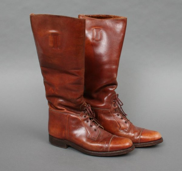 31: Manfield & Sons English Riding Boots