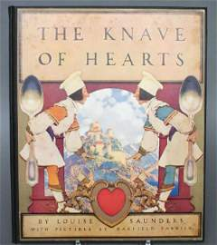 183C: M. Parrish Knave of Hearts Book