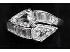 407: Diamond Serpent Ring