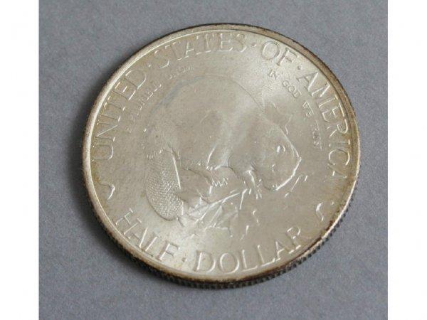 2: 1936 Albany Commemorative Half Dollar