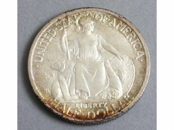 8: 1936 San Diego D Commemorative Half Dollar