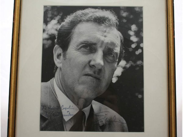 18: Edmund Muskie Political Autograph