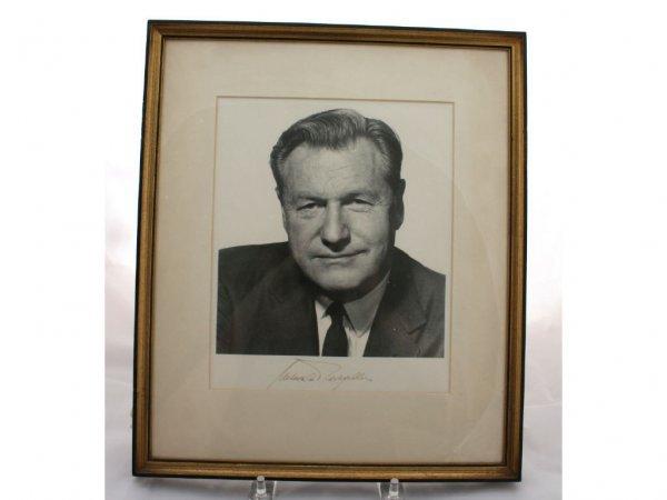 23: Nelson Rockefeller Political Autograph