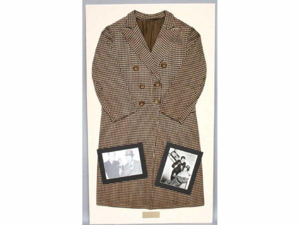 60: Abbott & Costello Who's on First Coat Memorabilia