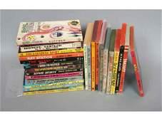 78: Large Group of Assorted Paperback Novels