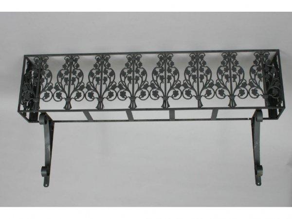 120: Vintage Cast Iron Planter or Garden Ornament