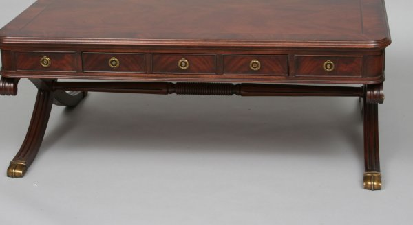 419A: Henredon Natchez Collection Coffee Table - 2