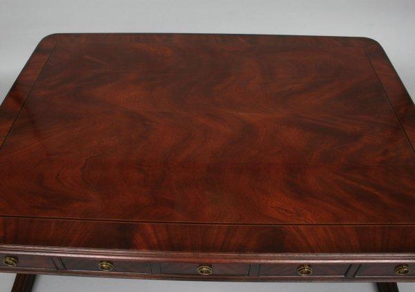 419A: Henredon Natchez Collection Coffee Table - 5