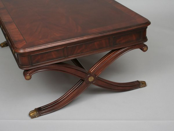 419A: Henredon Natchez Collection Coffee Table - 6