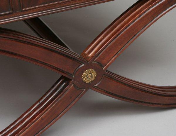 419A: Henredon Natchez Collection Coffee Table - 7