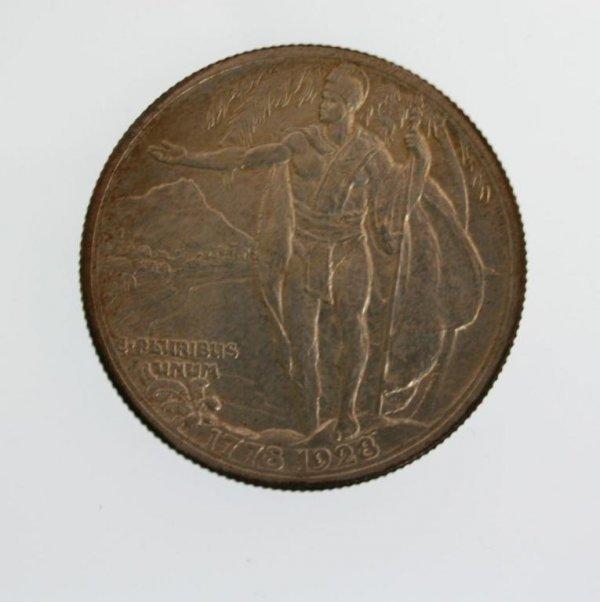3: 1928 Hawaii Commemorative Half Dollar Coin