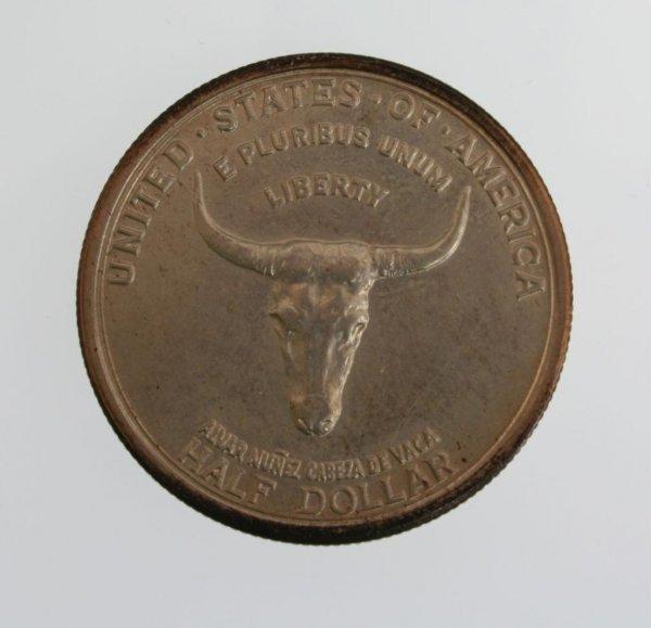 5: 1935 Old Spanish Trail Commemorative Half Dollar