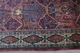 102: Semi Antique Persian Palace Size Rug