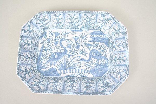 3: Portuguese Pottery Platter
