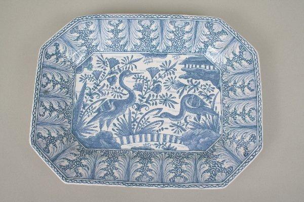3: Portuguese Pottery Platter - 2