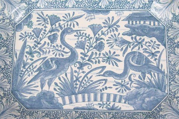 3: Portuguese Pottery Platter - 3