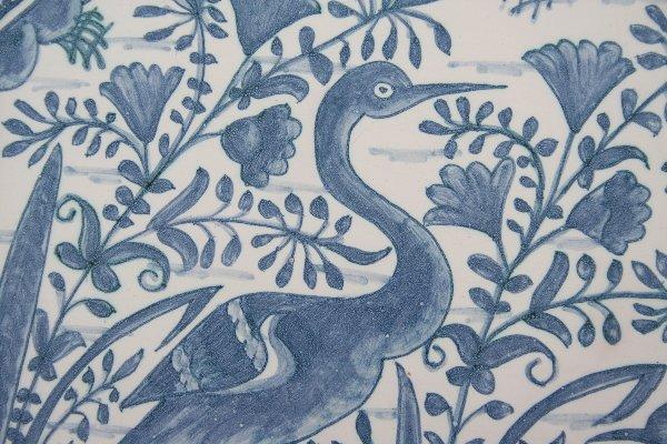 3: Portuguese Pottery Platter - 4