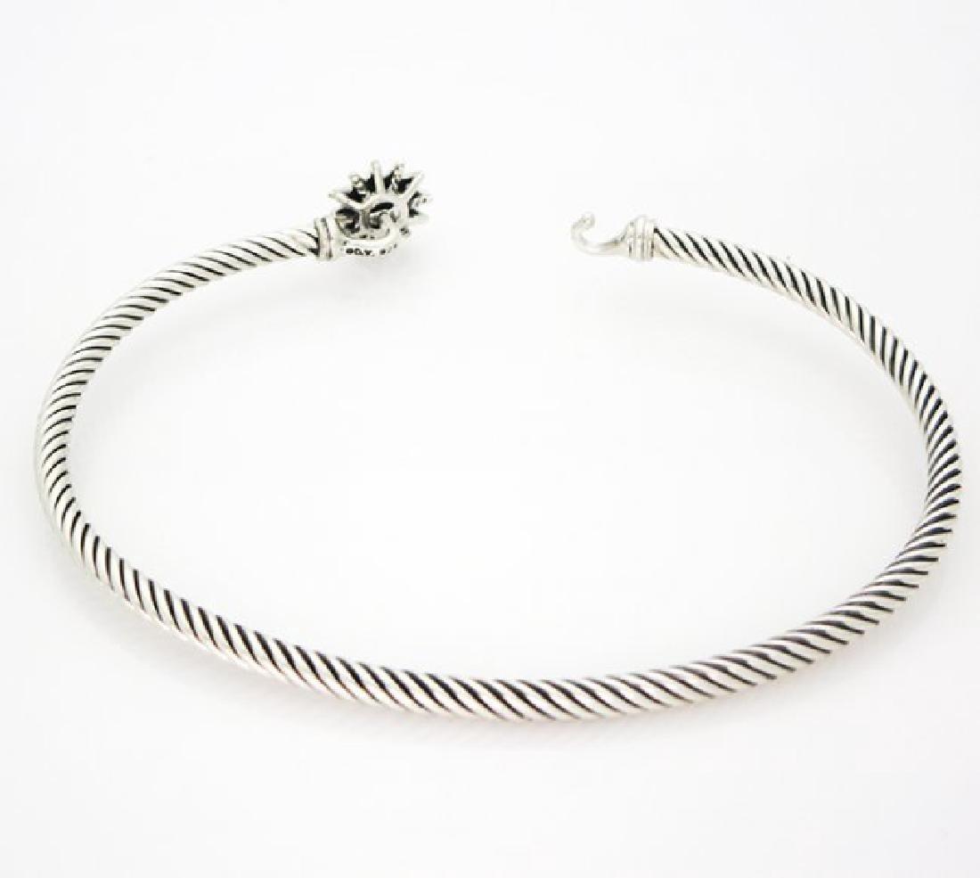 David Yurman Starburst Single-Station Cable Bracelet - 2
