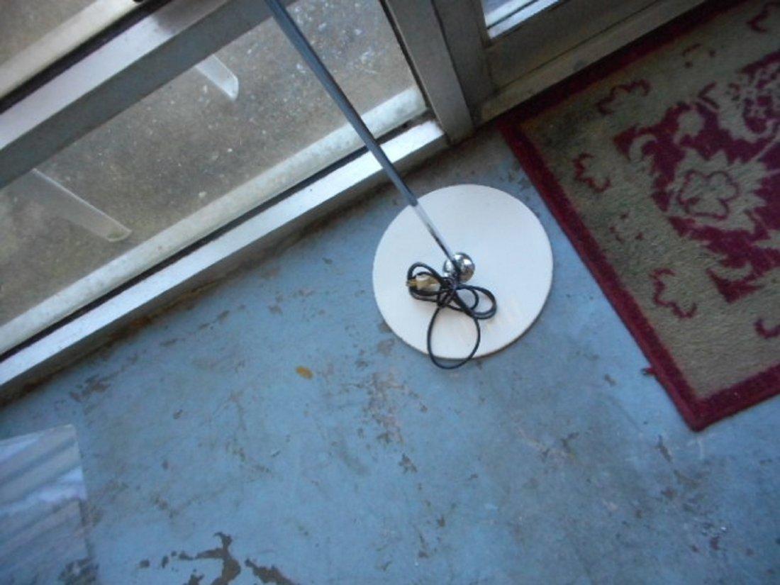 Mid century Sonneman? slider floor lamp. - 4