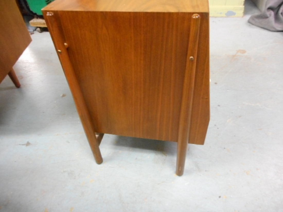 Stewart Bedside Table,nightstand mid century Drexel - 2