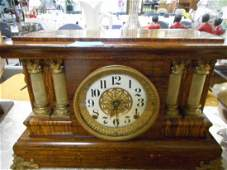 Antique Seth Thomas Mantle Clock w/Key