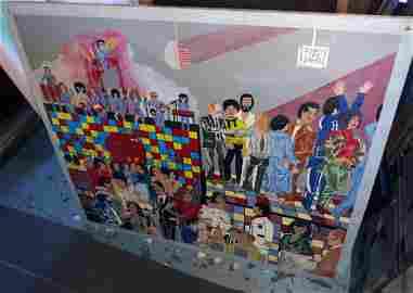 1982 Listed Artist OOB Hip Hop Sunday M Berkley