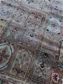Safavieh Sage Green Estate Collection Rug 7' x 9' Wool