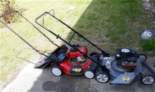 troy bilt & craftsman Push mowers for repair or ?