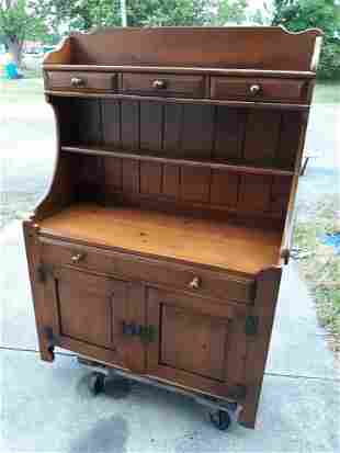drexel american traditional step back hutch gorgeous!