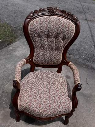 Victorian Parlor Side Chair
