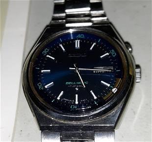rare Seiko bell matic manual wind watch